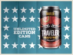 Traveler Unlimited Cans
