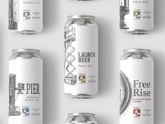 Trillium Brewing Company Packaging