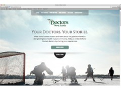 Your Doctors. Your Stories.
