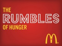 The Rumbles of Hunger