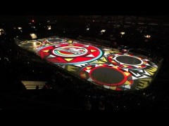 LNHL 3D Projection Mapping